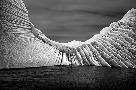 Winged Wall, Antarctica copyright Ernest H. Brooks II/photokunst. Winged Wall, Antarctica copyright Ernest H. Brooks II/photokunst